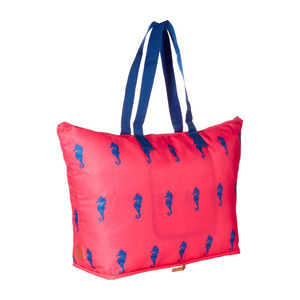 Lily Pulitzer Getaway Packable Tote Horsin Around
